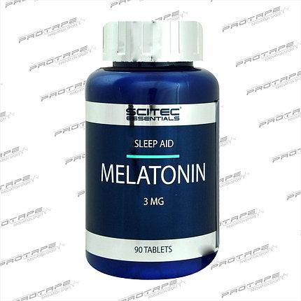 Мелатонин  Essentials Melatonin 90 таб / Scitec Nutrition, фото 2