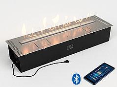 Автоматический биокамин Good Fire 1000 RC INOX