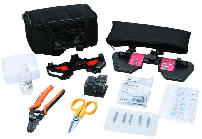 3M 2559-С — набор для монтажа механических соединителей Fibrlok™ (со скалывателем), фото 2