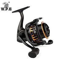 Рыболовная спиннинговая катушка для ловли карпа WPE HKV-4500