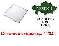 Световая LED панель 48w 595х595 мм. 6500K белая
