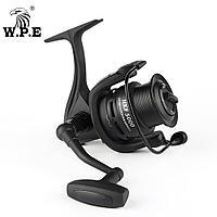 Рыболовная спиннинговая катушка для ловли карпа WPE HKF-6000
