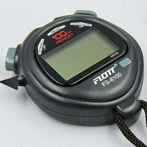 Секундомер 100 круг Flott FS-8100