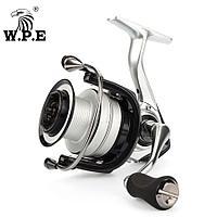 Cпиннинговая рыболовная катушка WPE TSM-3000,TSM-3500