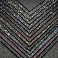 Спортивное покрытие для тренажерного зала / Резиновые гранулы SBR