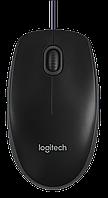 Мышь Logitech B100 Black 910-003357