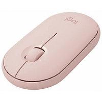 Мышь Logitech беспроводная Pebble M350 Rose