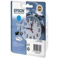 Картридж Epson C13T27024022 для WF-7110/7610/7620 голубой
