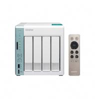 Сетевой RAID-накопитель, Qnap D4 Pro