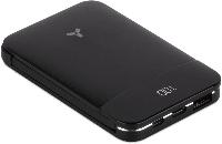 Внешний аккумулятор Accesstyle Flax 8MP  8000 Black