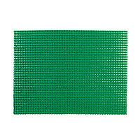 Коврик-щетинка 45х60 см  SUNSTEP  75-196  зеленый