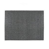 Коврик-щетинка 45х60 см  SUNSTEP  75-197  Серый металлик