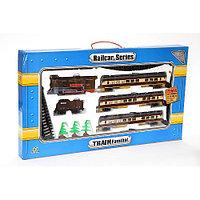 Игровой набор Essa Железная дорога 1601A-3B