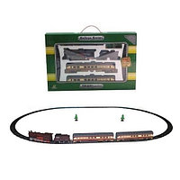 Игровой набор Essa Железная дорога 1601A-4B