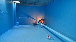 Гидроизоляция резервуаров для питьевой воды