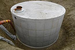 Гидроизоляция резервуара для технической воды