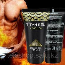 Titan Gel Gold Tantra Гель для экстра быстрого увеличения члена Титан гель голд тантра - 50 мл.