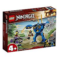 Lego Ninjago Электрический робот Джея 71740