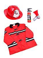 Детский набор пожарного МЧС