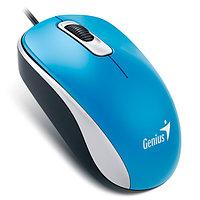 Мышь оптическая Genius DX-110, USB, Blue, G5 31010116103