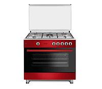 Кухонная плита DAUSCHER E9409 (inoxred)