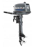 Лодочный мотор SEATAN T6BMS двухтактный
