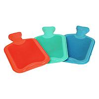 Грелка резиновая Beehotex® №1, 2000 мл, зеленая, индивидуальная упаковка