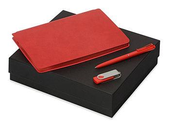 Подарочный набор Notepeno, красный
