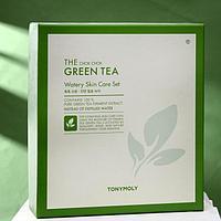 Набор TONYMOLY с зелёным чаем: увлажняющий тоник для лица + увлажняющий лосьон для лица