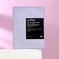 Тканевая маска для подтяжки овала лица MIZON Enjoy Vital Up Time Line Fit Mask, 30 мл