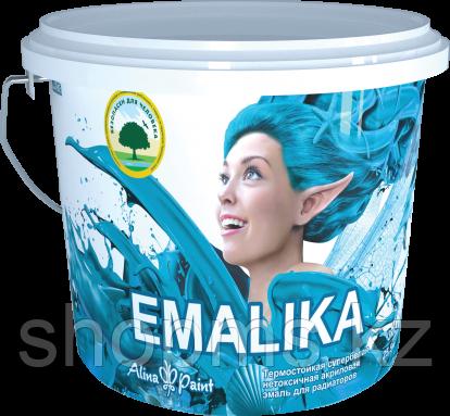 Глянцевая акриловая эмаль EMALIKA  Alina Paint 1 кг