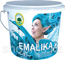Глянцевая акриловая эмаль EMALIKA  Alina Paint 3 кг