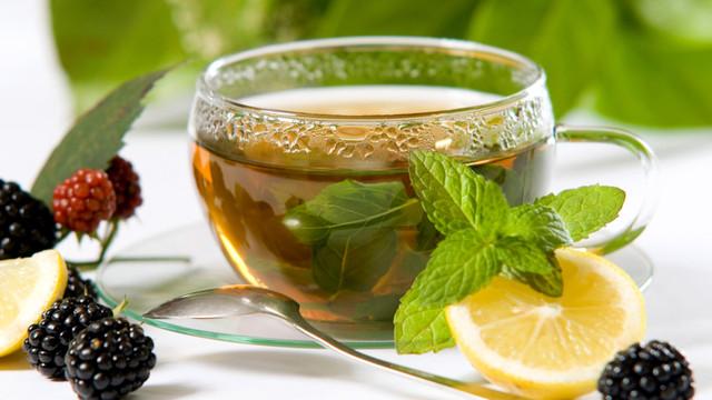 Ароматный зеленый чай