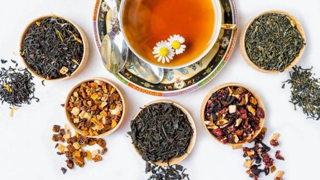 Лечебный и оздоровительный чай