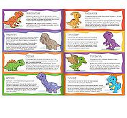 Книги-вырезалки набор «Бумажные поделки», 4 шт. по 20 стр., формат А4, фото 5