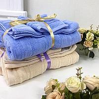 Набор полотенец 3в1 С ленточкой