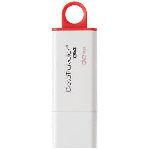 USB Флеш 32GB 3.0 Kingston DTIG4/32GB белый