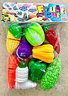 389-126A Fruit Cut Фрукты на липучках можно резать