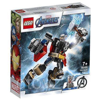 LEGO Marvel Super Heroes Тор робот 76169