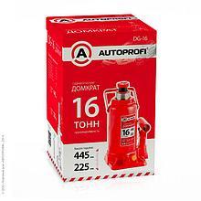 Домкрат гидравлический бутылочный 16 тонн 1/2