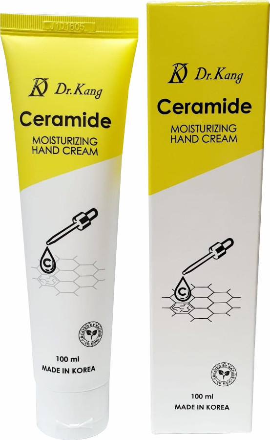 Dr.Kang Крем для рук увлажняющий с керамидами Ceramide Moisturizing Hand Cream / 100 мл.