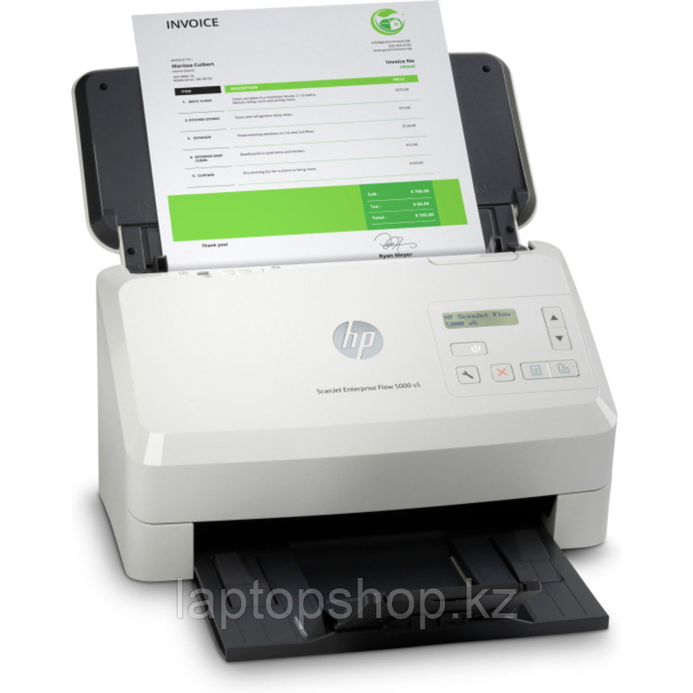 Сканер потоковый HP SJ Enterprise flow 5000 s5, 6FW09A, A4