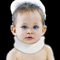 Бандаж на шейный отдел позвоночника для грудничков, 5 см