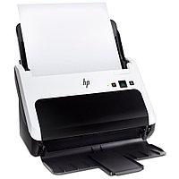 Сканер HP SJ Pro 3000 s4 потоковый с полистовой подачей, 6FW07A, A4
