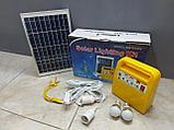 Солнечная система освещения, солнечная станция SG12. Портативные, переносные солнечные станции, фото 2