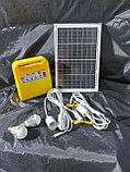 Солнечная система освещения, солнечная станция SG12. Портативные, переносные солнечные станции, фото 3