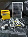 Солнечная система освещения, солнечная станция SG12. Портативные, переносные солнечные станции, фото 4