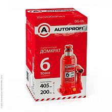 Домкрат гидравлический бутылочный 6 тонн 1/5