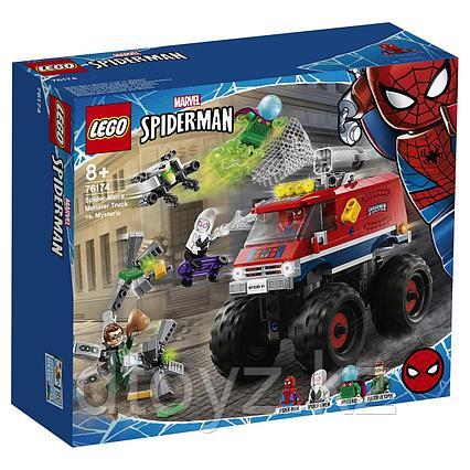 LEGO Marvel Super Heroes Монстр-трак Человека-Паука против Мистерио 76174