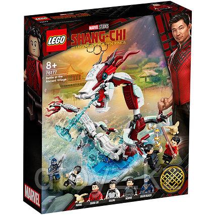 LEGO Marvel Super Heroes Битва в древней деревне 76177